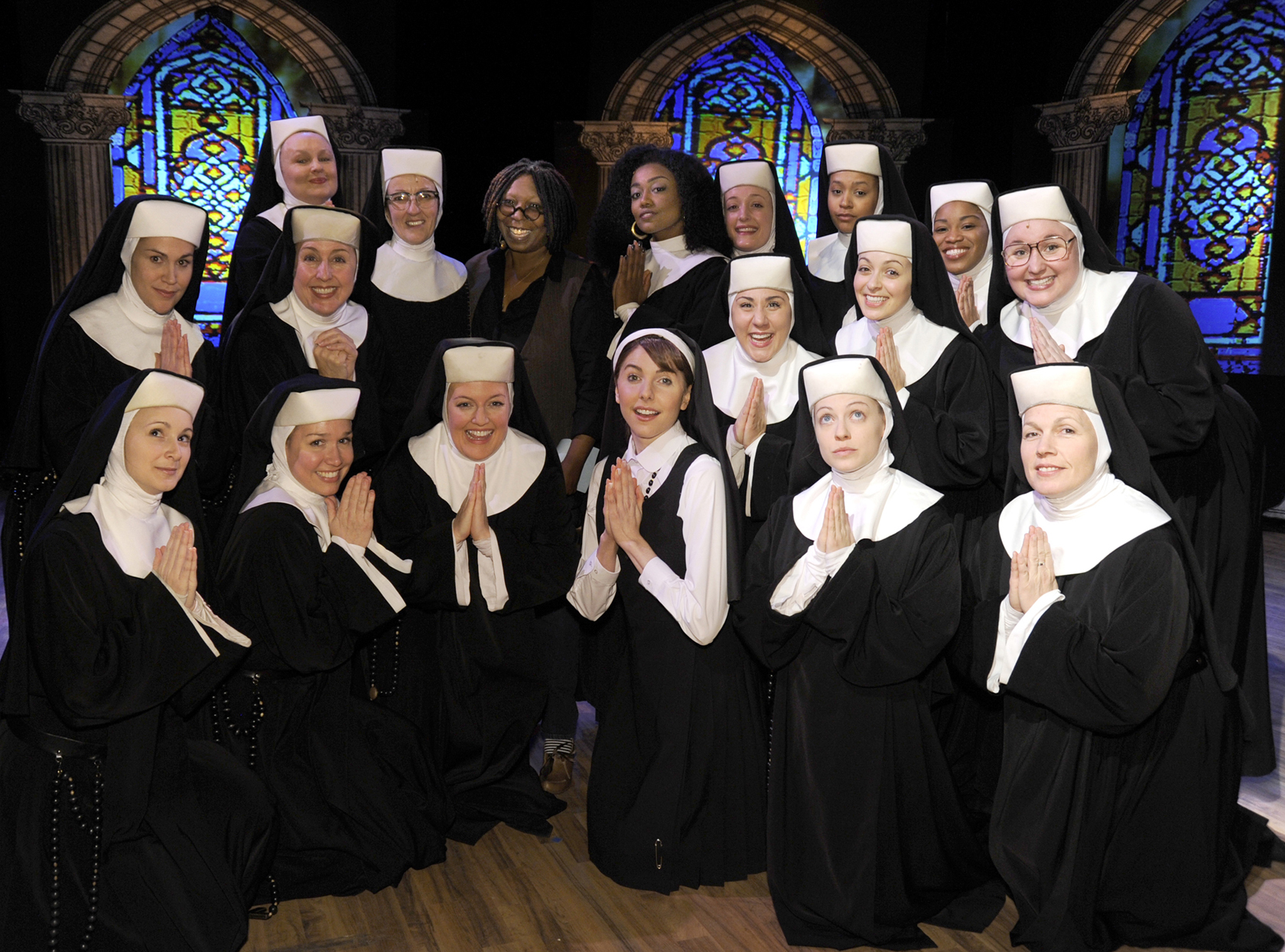 The Review: Sister Act on Broadway – LDMBLOG